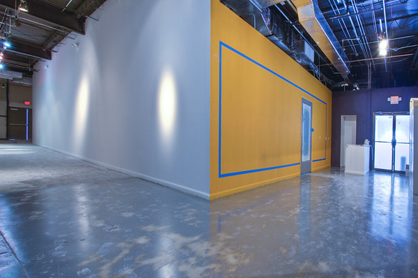 Under construction, The Goldman Warehouse 4
