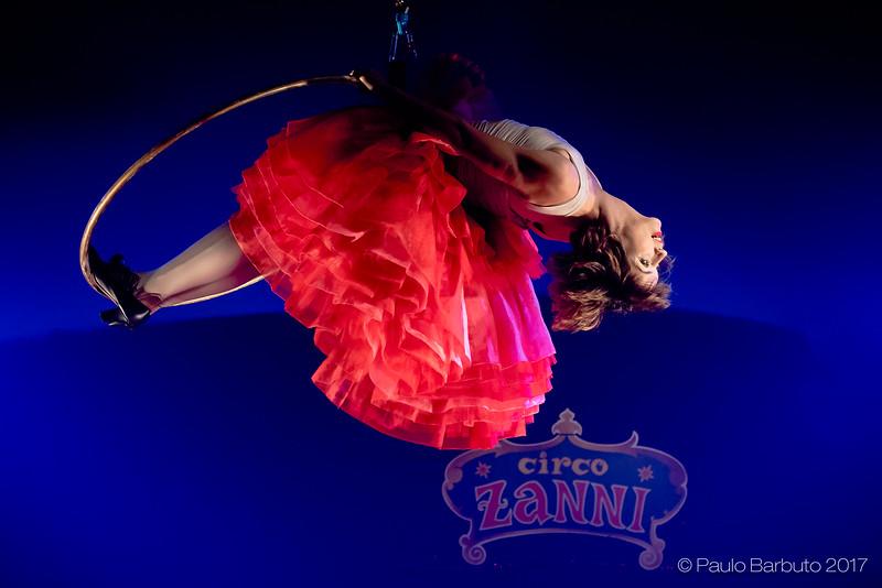 Circo Zanni - Projeto Âncora - Julho 2017
