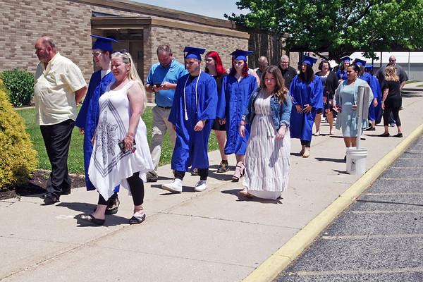 2020 Elwood High School Graduation