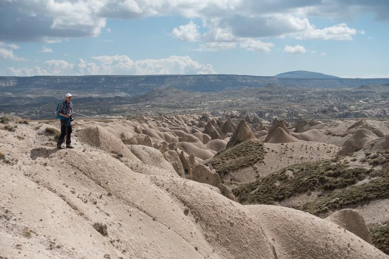 cappadocië, göreme, gomeda valley