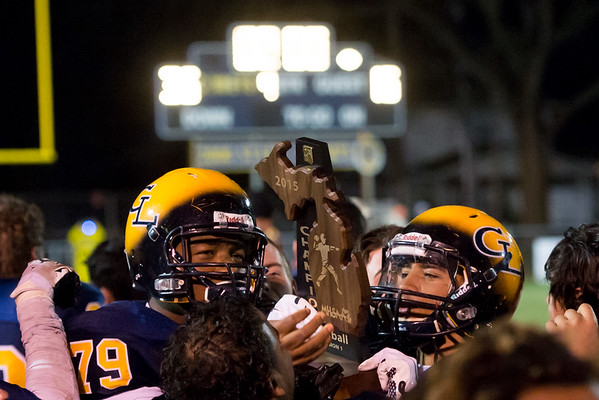 Varsity Football Regional - Rockford at Grand Ledge