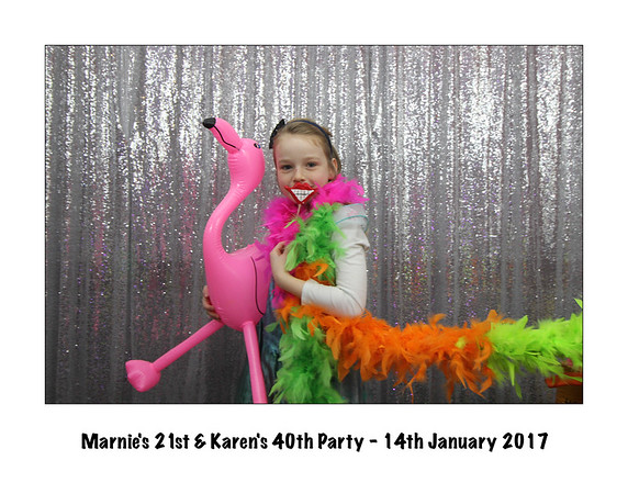 Marnie & Karen's Party!