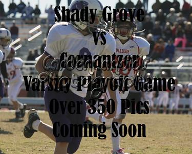 Shady-Cornantzer Varsity Playoff Game 11-5-11