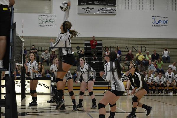 LUHS Volleyball vs. Mosinee