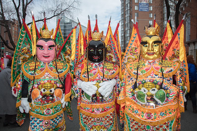 Chinese New Year Parade DC (2017)