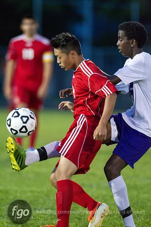 9-2-14 Henry v Southwest Boys Soccer