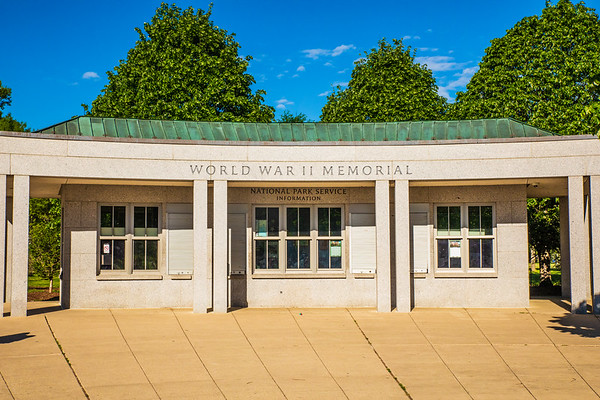 WWII Memorial April 2019