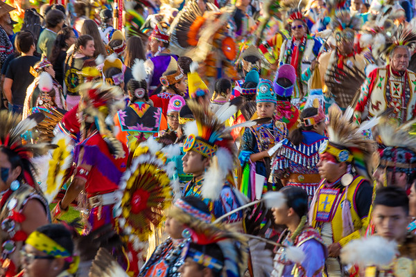 Confederated Tribes of the Grand Ronde Pow Wow