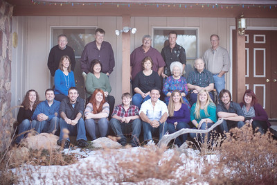 Glanzer/Hess Family