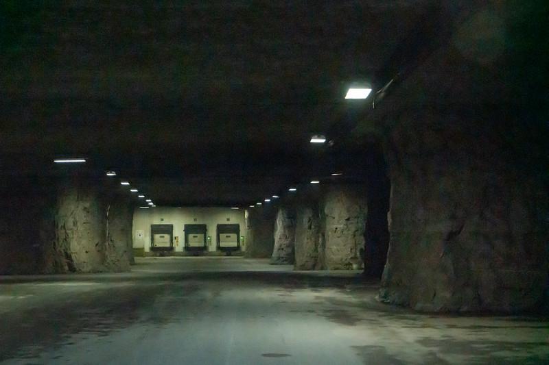 Carthage, MO Underground Warehouse Complex