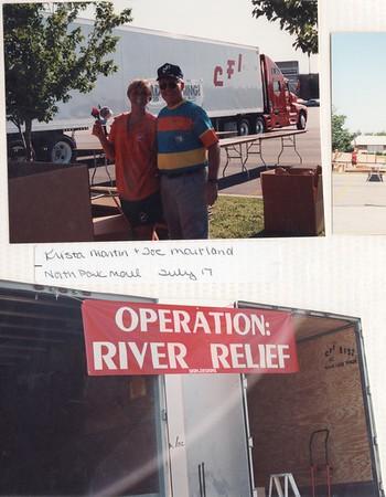7-17-1993 CFI Operation River Relief @ North Park Mall