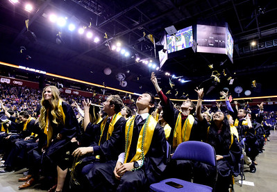 Monarch High School graduates 430 students: 'We're going to change the world'