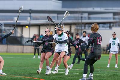 2/19/2019 YCP Women's Lacrosse vs Washington College