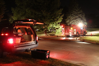 Glen Ellyn House fire, 8-25-2013