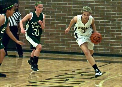 Basketall Varsity Lady Vipers vs Flagstaff 11/24/2009