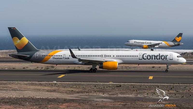Condor / Boeing B757-330(WL) / D-ABOJ