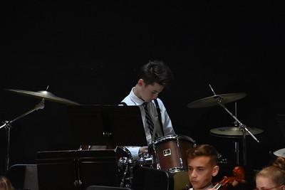 Braeden Last Band of 8th Grade