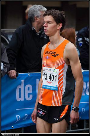 Eindhoven Marathon - EA runners