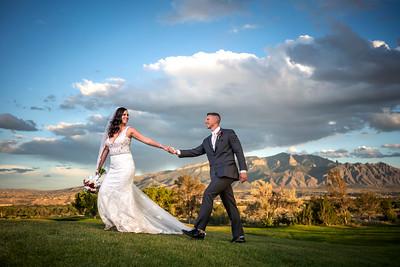 Prairie Star New Mexico Sandia Mountains Wedding