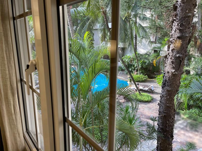Goodwood Park Hotel Mayfair Pool
