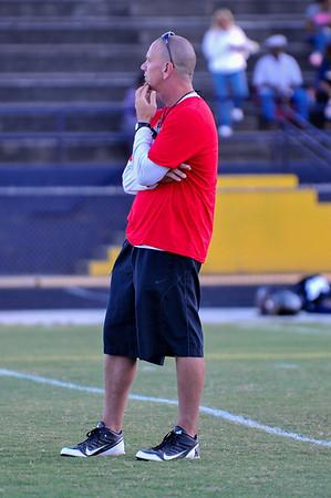 2013-09-13 BHS Football @ Mt. Tabor