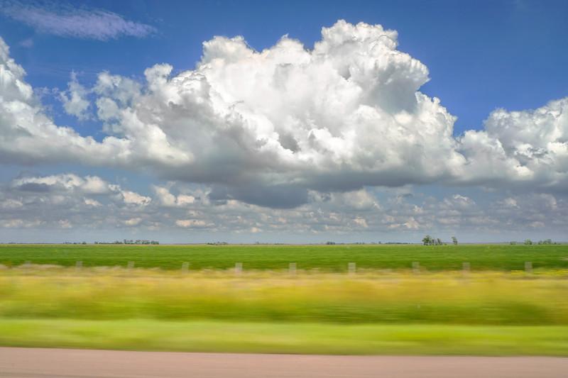 Rolling across Nebraska