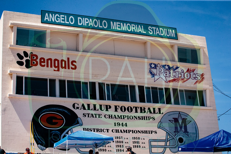 Angelo DiPaolo Invite & Stadium Dedication 4-15-17