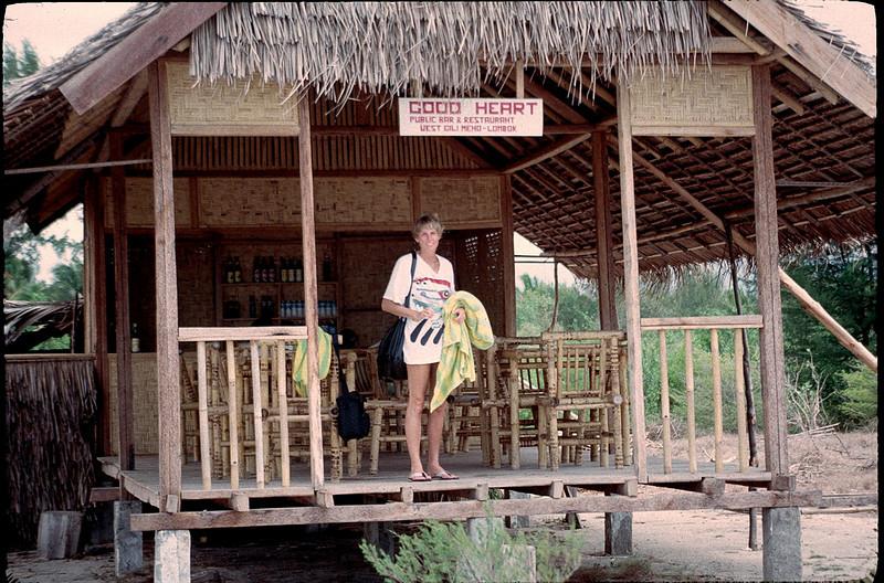 Gili Meno Island off Lombok
