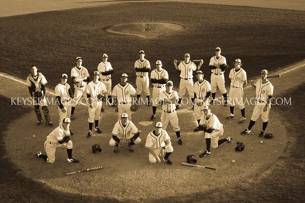 Chaparral Baseball Team