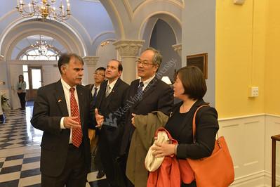 29423 Chinesen Delegation B&E 2014