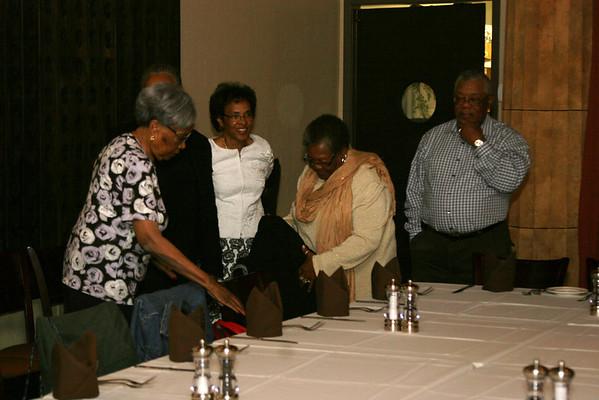 Mahone Family Dinner at Maestro (2014)