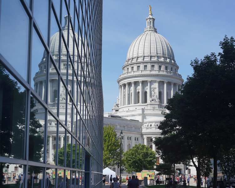 Madison WI Art Fair on the Square 2019