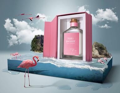 Foto Publicitaria estilo Diorama
