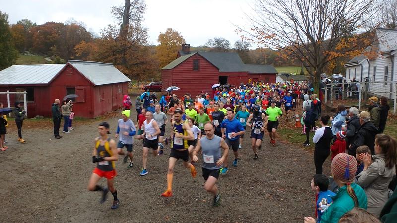 Dave Mann - 5 Mile Race - 2015