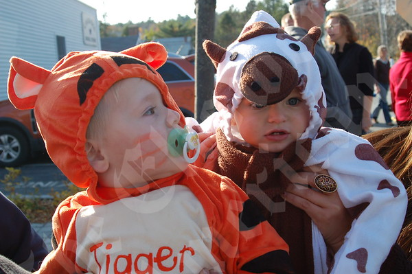 Scary Island Halloween