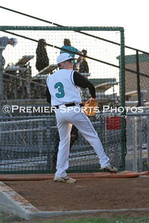 La Porte Varsity Baseball vs Memorial 3/30/10
