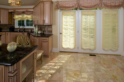 514 Tremont -- Window Treatments