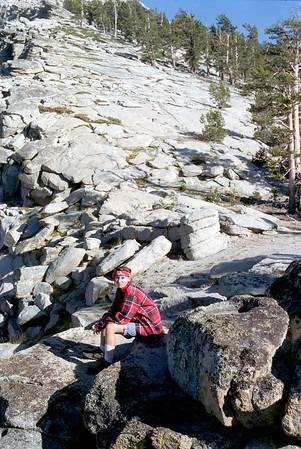 y hike - september 1993