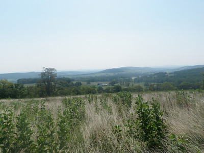 HIking Sky Meadow 8/16/2012