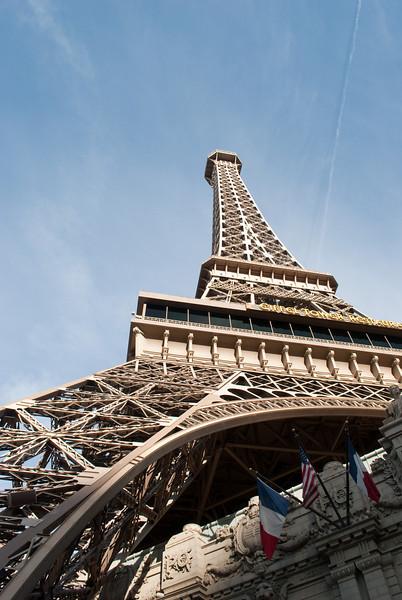 Eiffel tower, Las Vegas
