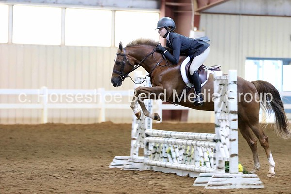 House Mountain Spring Horse Show Day 2 - East Complex