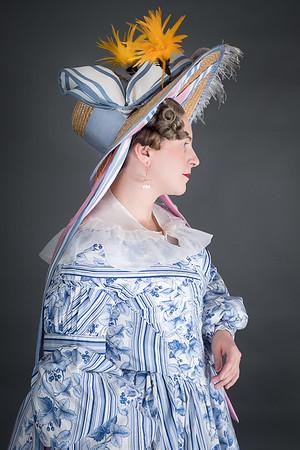 Romantic/Regency Shoot - images copyright Lynn McMasters,
