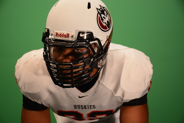 NL Football photo shoot