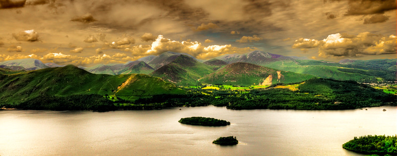 166 - View from Walla Crag