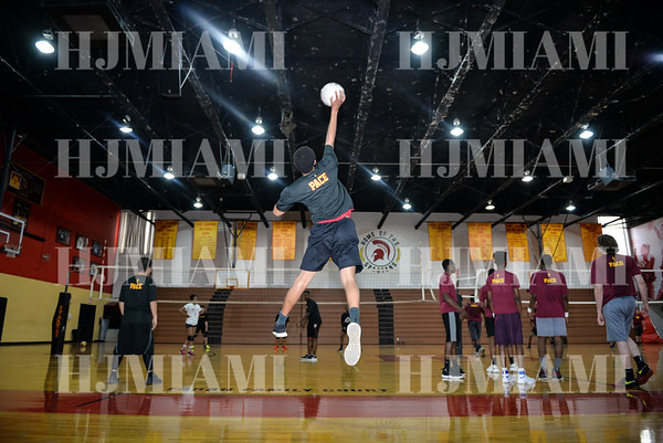 Pace Volleyball 2/26/18
