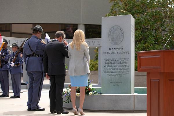 05.18.2021 Public Safety Memorial Ceremony