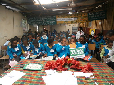 Reading Bee success in the Gondar region!