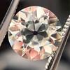 3.06ct Old European Cut Diamond GIA M VS2 8