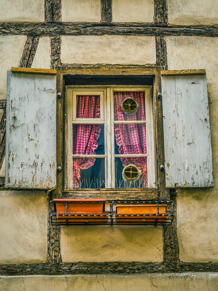 法国科尔马(Colmar),欣赏局部
