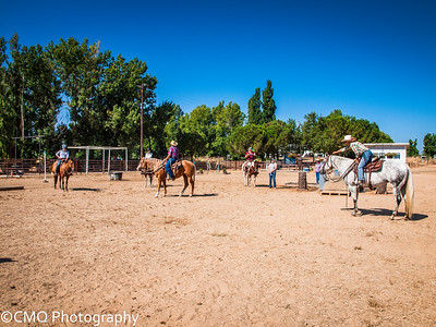 Grider Performance Horses Judges Clinic